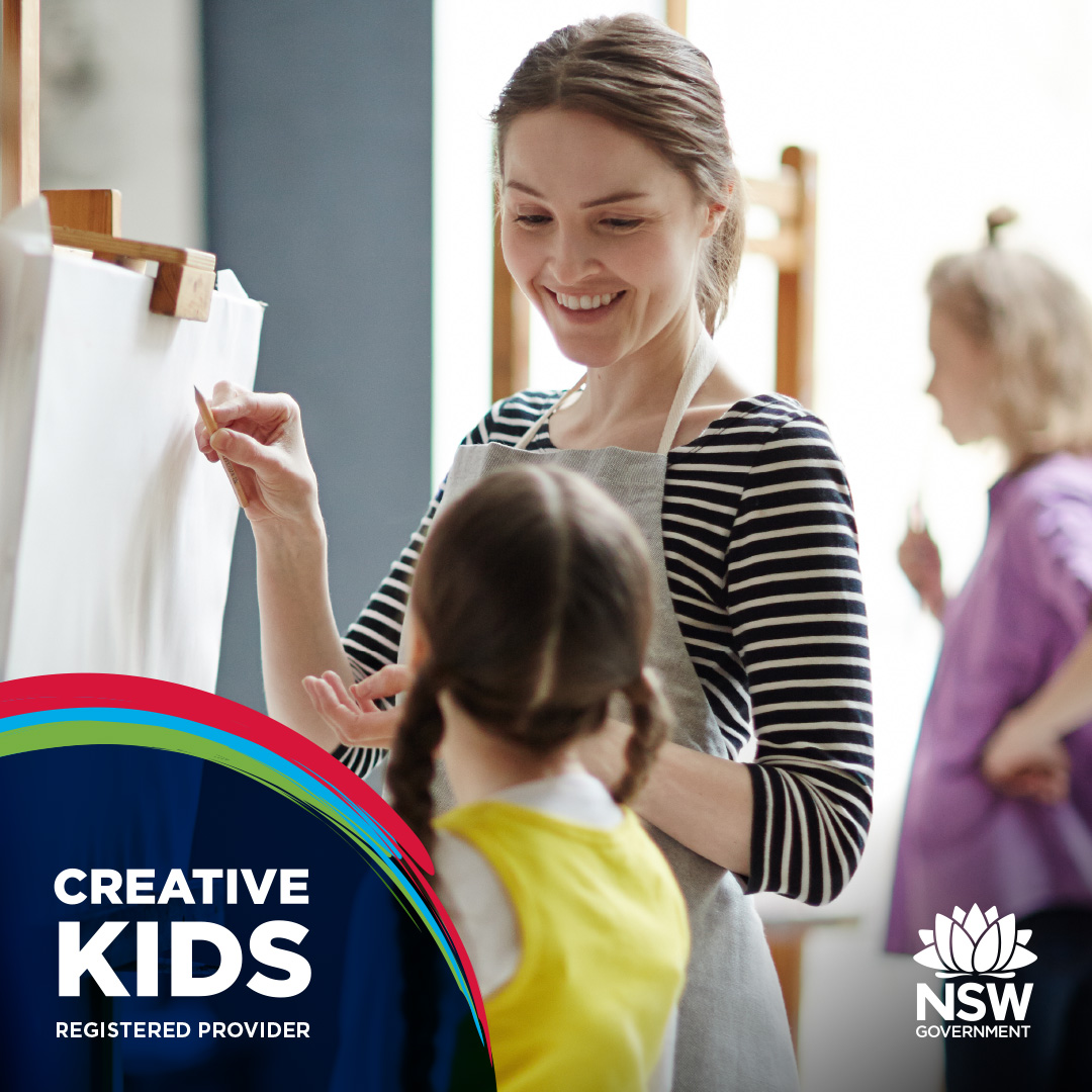 Creative Kids NSW
