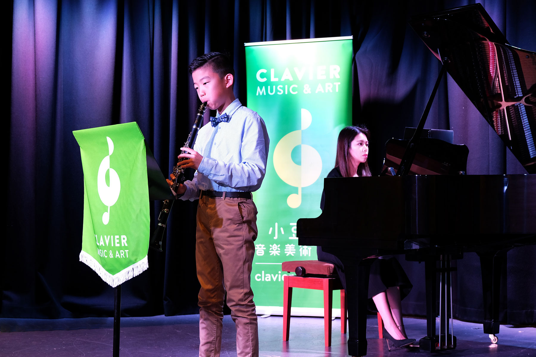 clarinet recital, performance, clarinet lesson, Hurstville