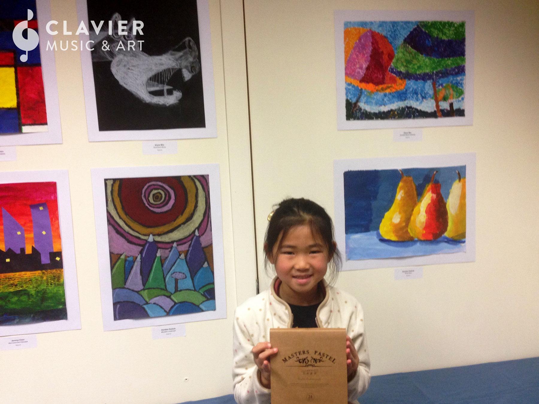 Clavier Music & Art, Art Exhibition, Art Class, Art Lesson, Hurstville